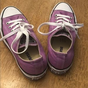 Converse All Star Women's Sneakers- Orchid